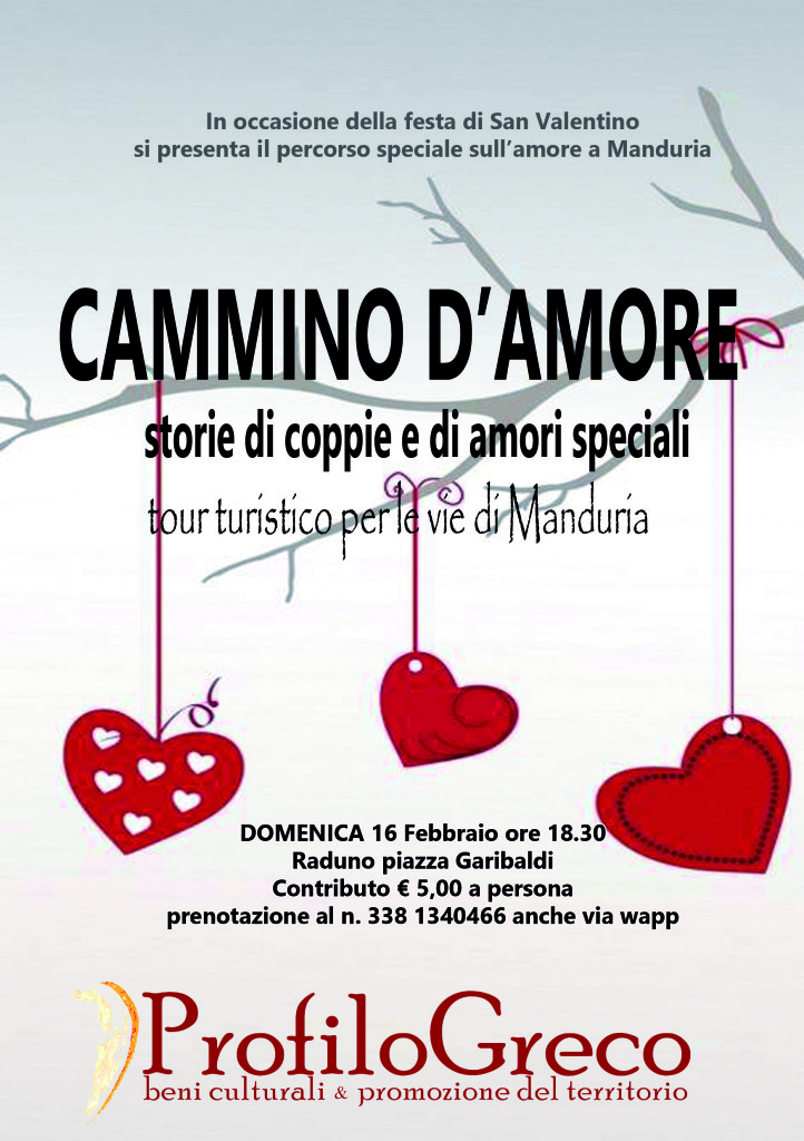 CAmmino d'amore
