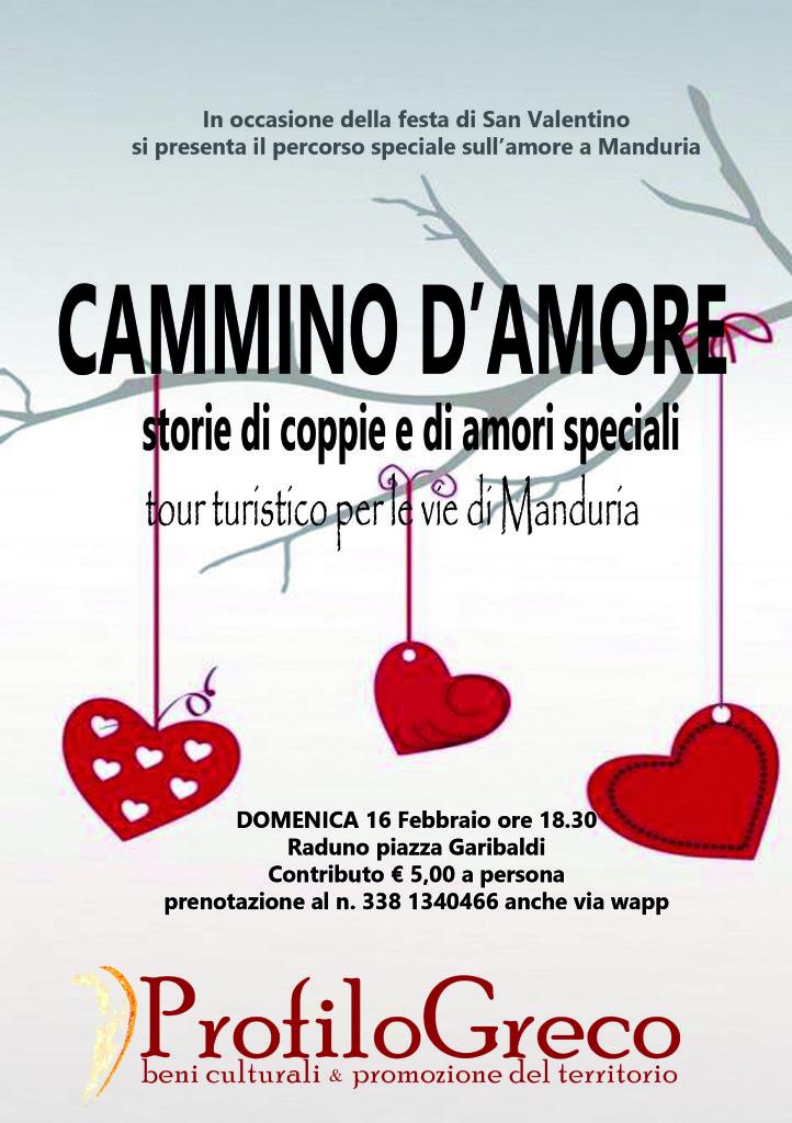 CAmmino d'amore